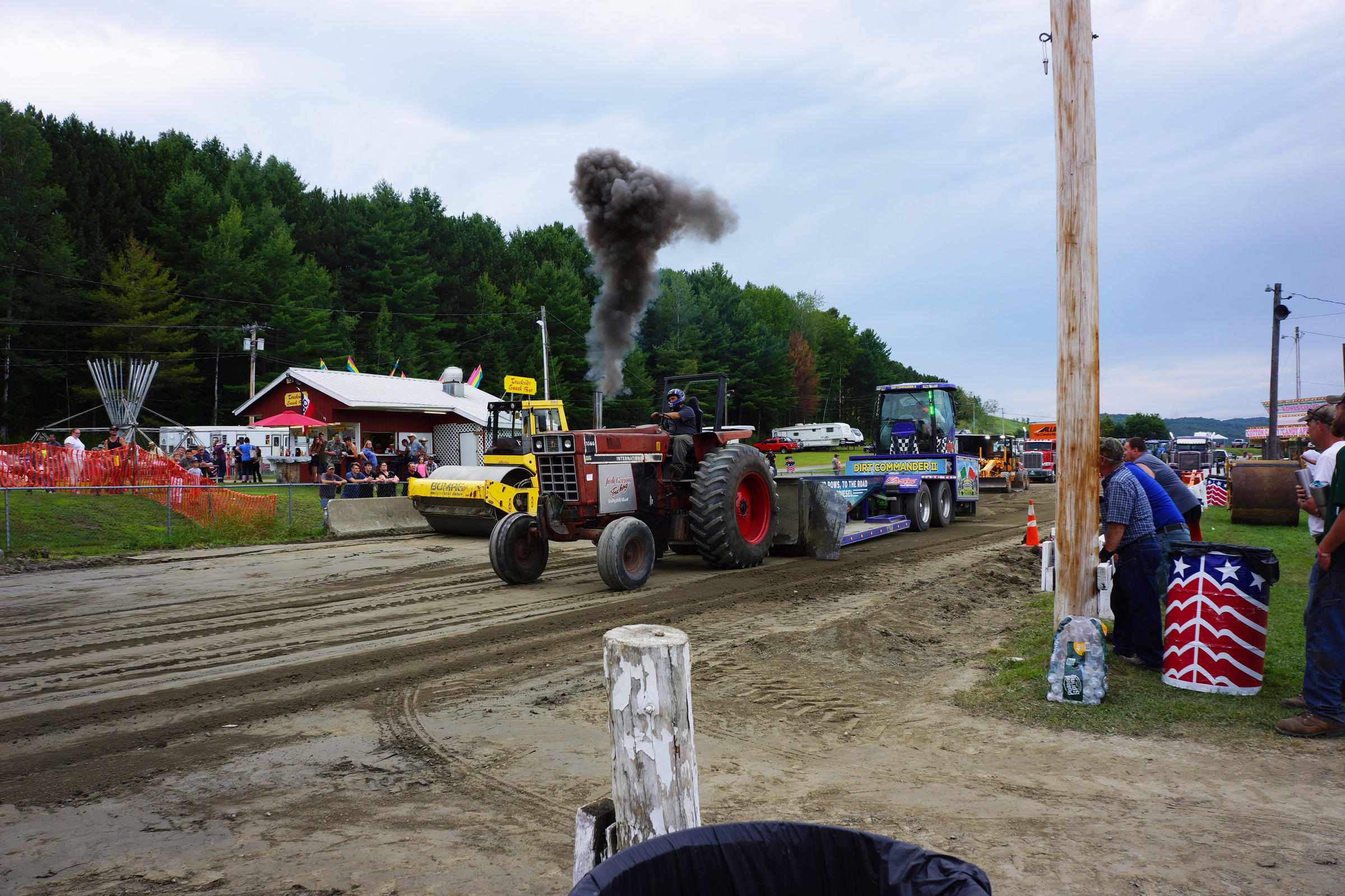 Cow Udders, 'Ball And Chain' And The Tractor Pull: The