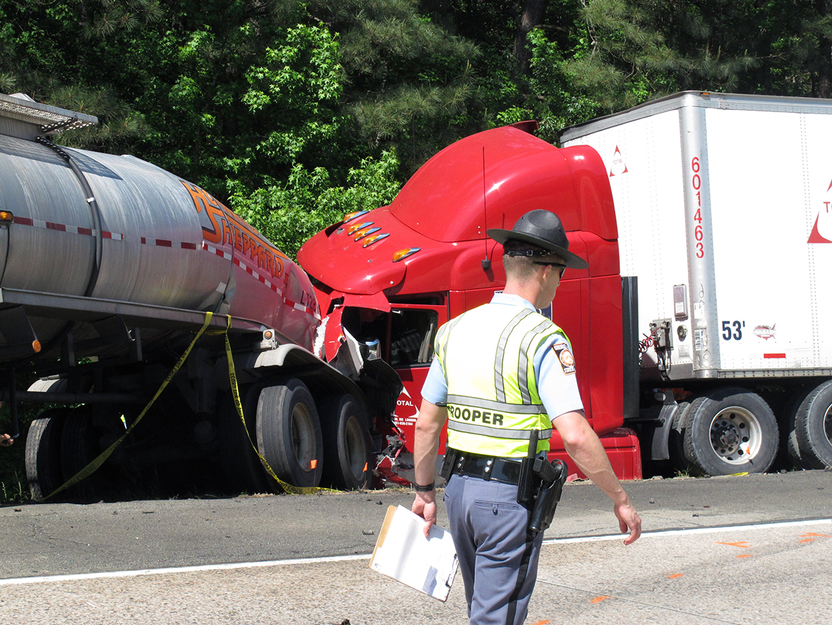 Trucking Firm To Pay Millions In Fatal Crash Of 5 Students | WABE