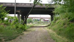 A section of the Atlanta BeltLine.