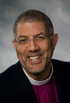 Bishop Rob Wright of the Episcopal Diocese of Atlanta
