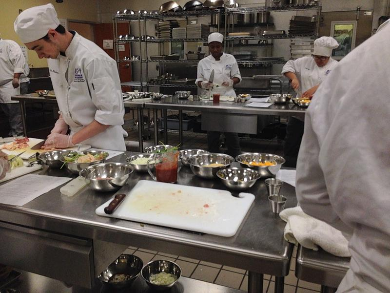Rockdale Career Academy offers a  culinary arts program among other career education pathways.