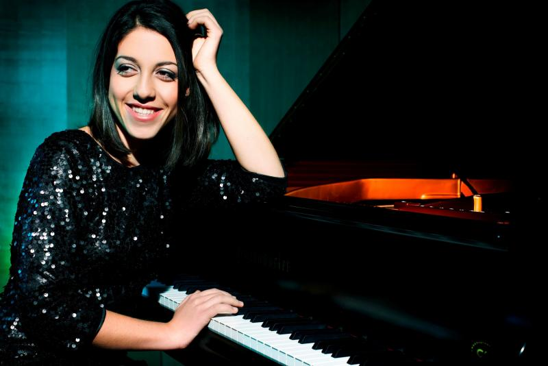 Beatrice Rana was the Silver Medalist at the 2013 Van Cliburn Competition. She opens Spivey Hall's 2014-15 season.