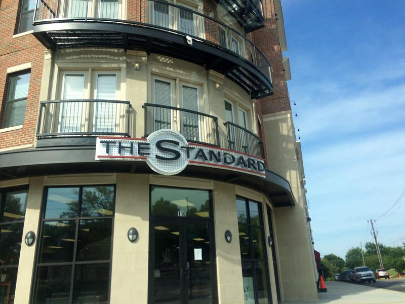 The Standard, which opened less than a year ago, is one of a few new luxury apartment complexes in Athens that caters to University of Georgia students. With about a half dozen such complexes either completed or nearing completion, Athens expects to add a
