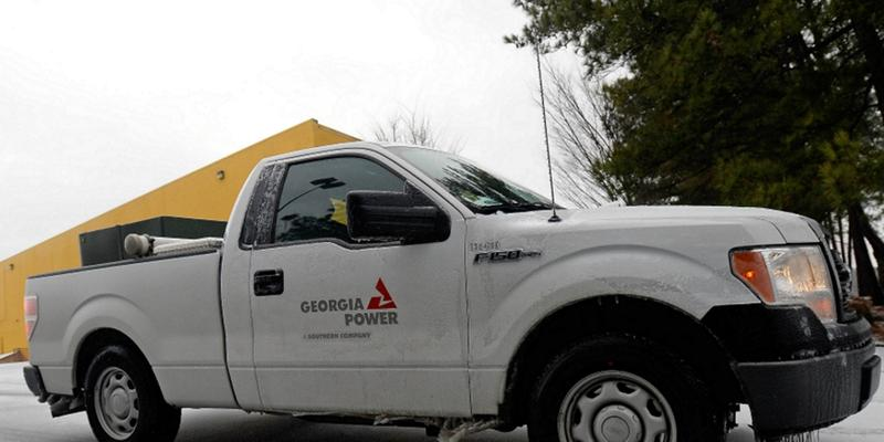 On Tuesday, Georgia Power asked the Public Service Commission to lower fuel rates for customers because of lower natural gas prices.
