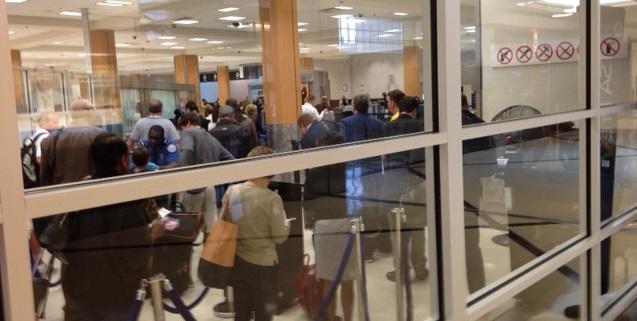 Uber Balks At Fingerprinting Drivers At Atlanta Airport