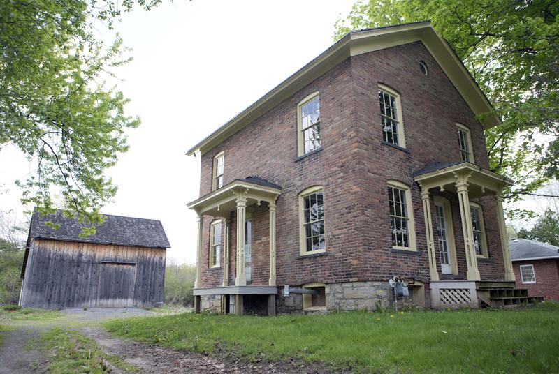 Harriet Tubman Residence