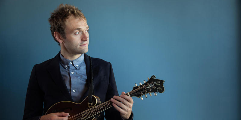Chris Thile debuts as the new host of ''A Prairie Home Companion'' on Saturday, Oct. 15.