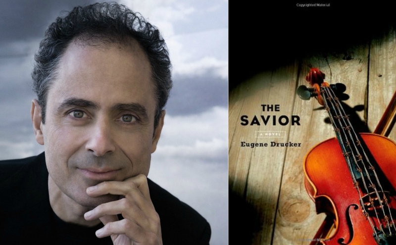 Eugene Drucker, violinist and founding member of the Emerson Quartet, wrote a novel set during the Holocaust.