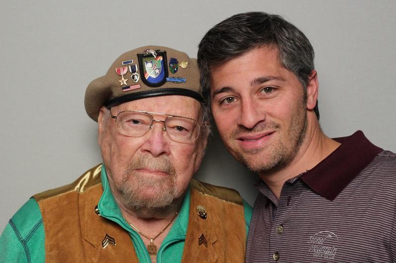 Stanley and Adrian Sasine at StoryCorps Atlanta