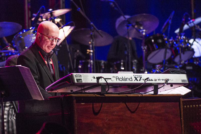 """Paul Shaffer brings the """"World's Most Dangerous Band"""" to Atlanta's Center Stage this weekend."""