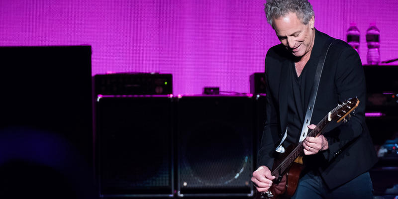 Lindsey Buckingham and Christine McVie are bringing their new music and old hits to Chastain Park Amphitheatre on Wednesday, June 21.