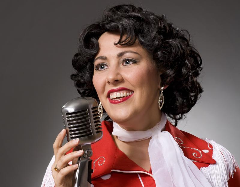 Katie Deal's Patsy Cline-themed show takes place Saturday at the Roswell Cultural Arts Center.