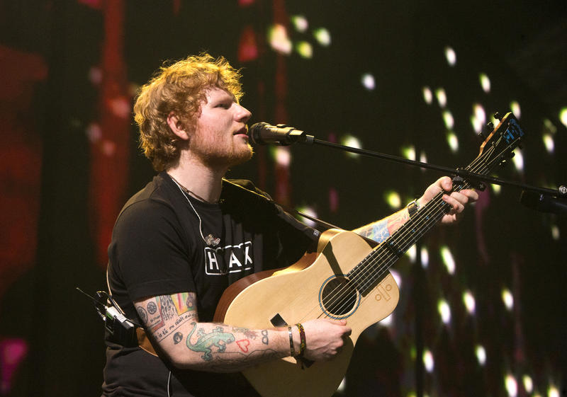 Ed Sheeran will perform Friday and Saturday at Infinite Energy Center.