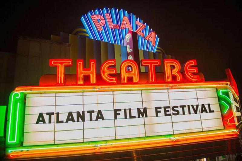 The Atlanta Film Festival, classic film screenings, live performances of ''The Rocky Horror Picture Show'' and more are hosted at the Plaza Theatre each year.
