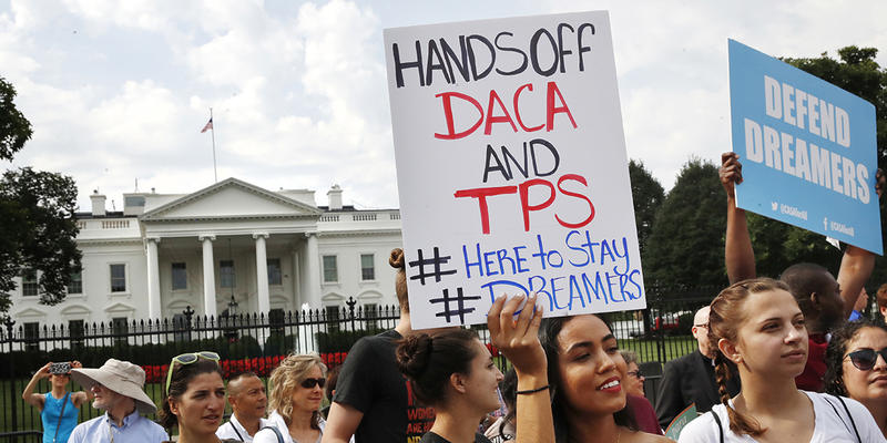 In Georgia, more than 24,000 people have been approved for DACA program according to federal data.