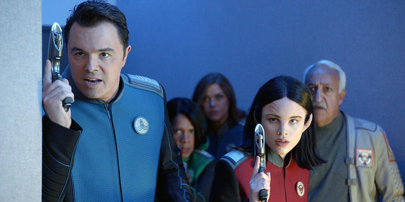 Film music contributor Scott Stewart gives a look ahead to the music hitting TV screens this fall, including the opening theme to Fox's show ''The Orville.''