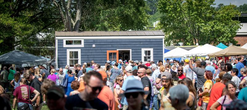 The second annual Tiny House Festival will be held in downtown Decatur from Sept. 29 to Oct. 1. It will offer a weekend full of sessions, workshops and tiny house tours.