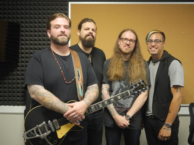 Brother Hawk — a four-piece contemporary alt-rock band — performed on ''Closer Look'' on July 28.