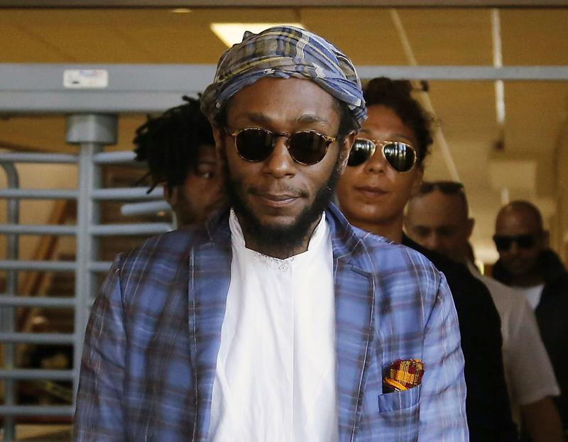 Yasiin Bey, also known as Mos Def, took the stage at the ONE Musicfest in Atlanta over the weekend, for what appeared to be the last performance of his career.