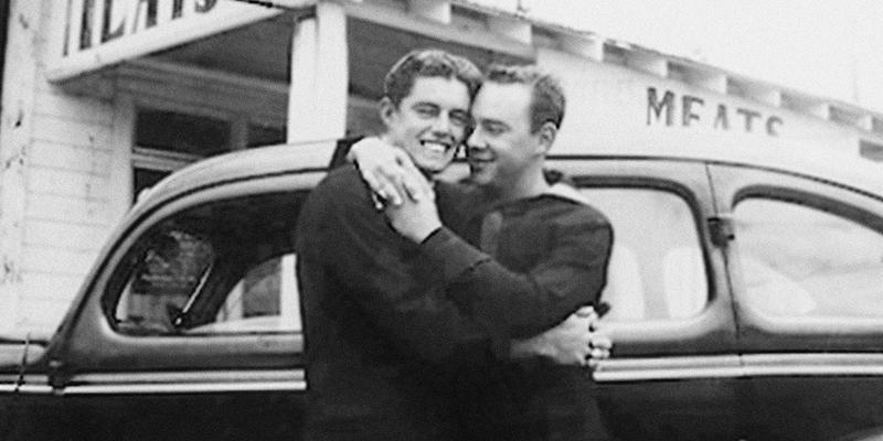 ''The Lavender Scare'' is the first film to document the federal government's campaign to fire all homosexual employees.