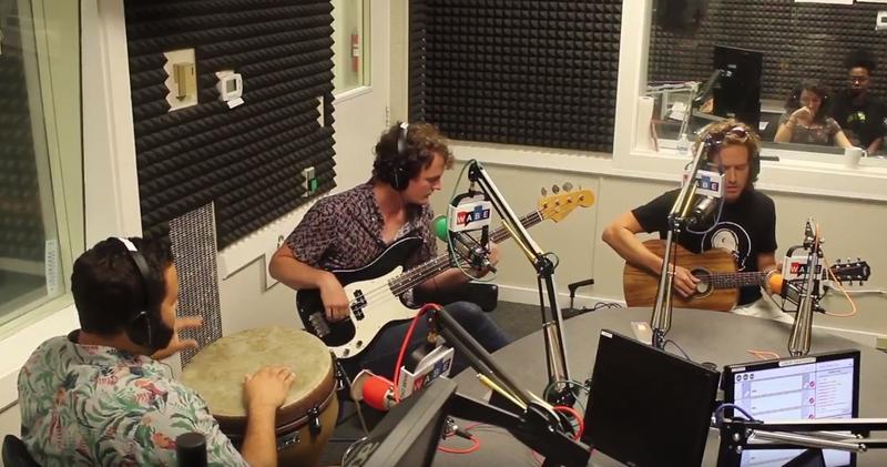 Atlanta-based band Trash Panda performed on ''Closer Look'' on Sept. 1.