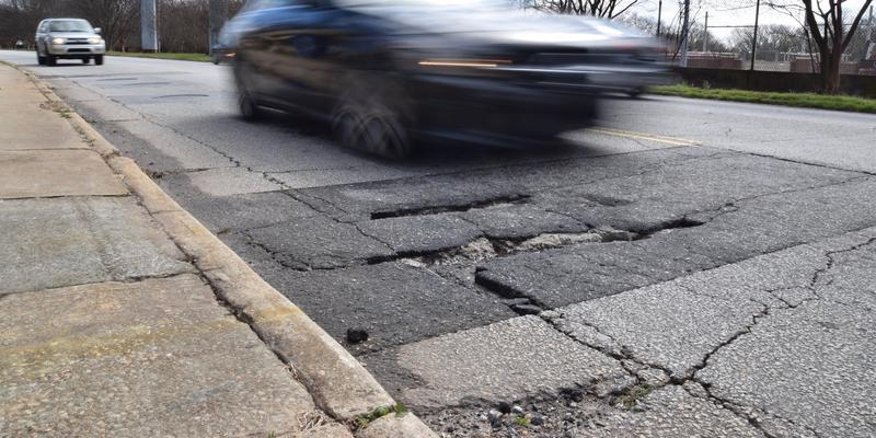 ''Some of the roads they drive are like obstacle courses,'' DeKalb County Commissioner Steve Bradshaw said.