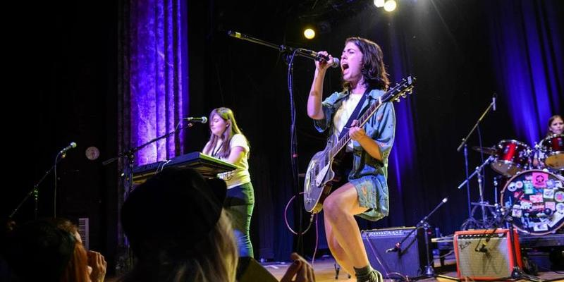 Girls Rock Camp presents their 10th annual camper showcase at the Variety Playhouse this Saturday.