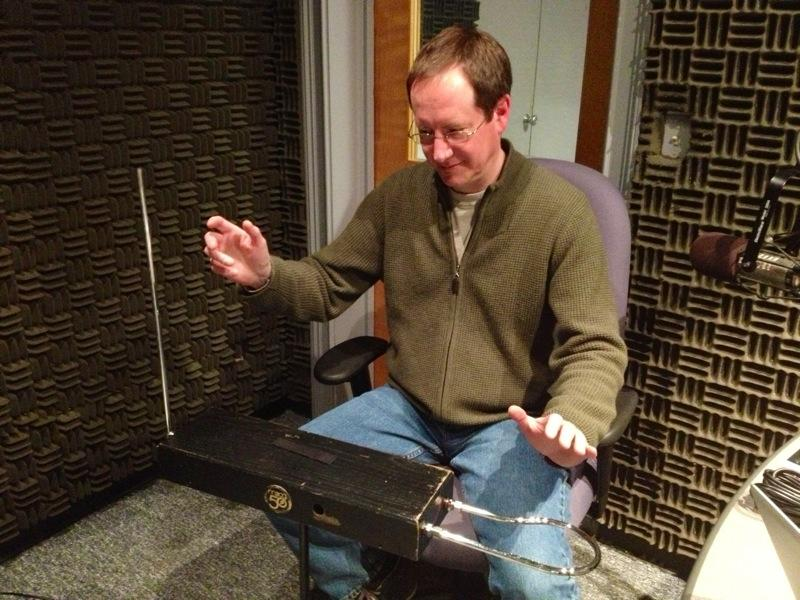 The Theremin: More Than a Sci-Fi Sound Effect | WABE 90 1 FM