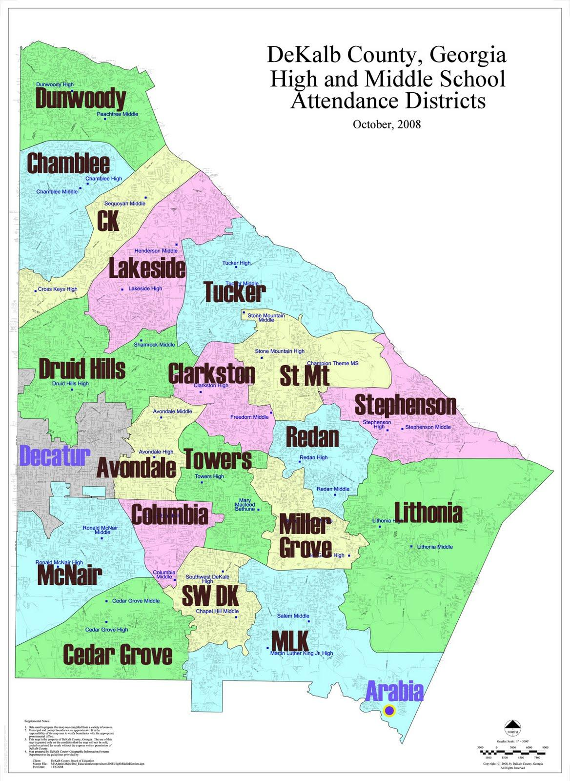 Dekalb County Tax Maps on