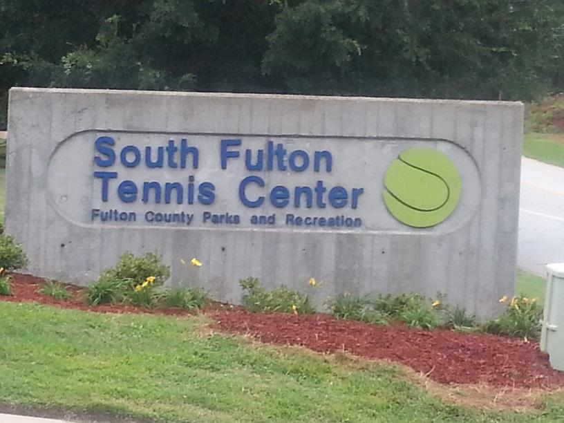 South Fulton Tennis Center Reopens   WABE 90 1 FM
