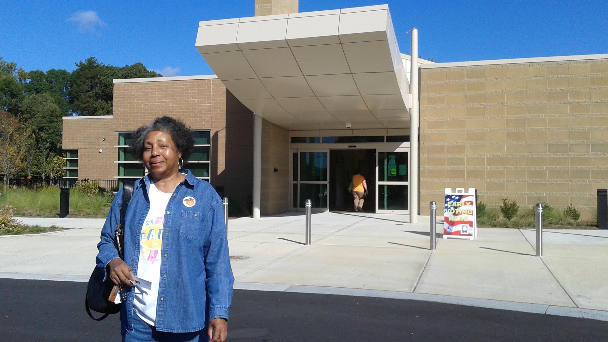 Georgia Breaks Early Voting Record Set In 2008 | WABE 90 1 FM