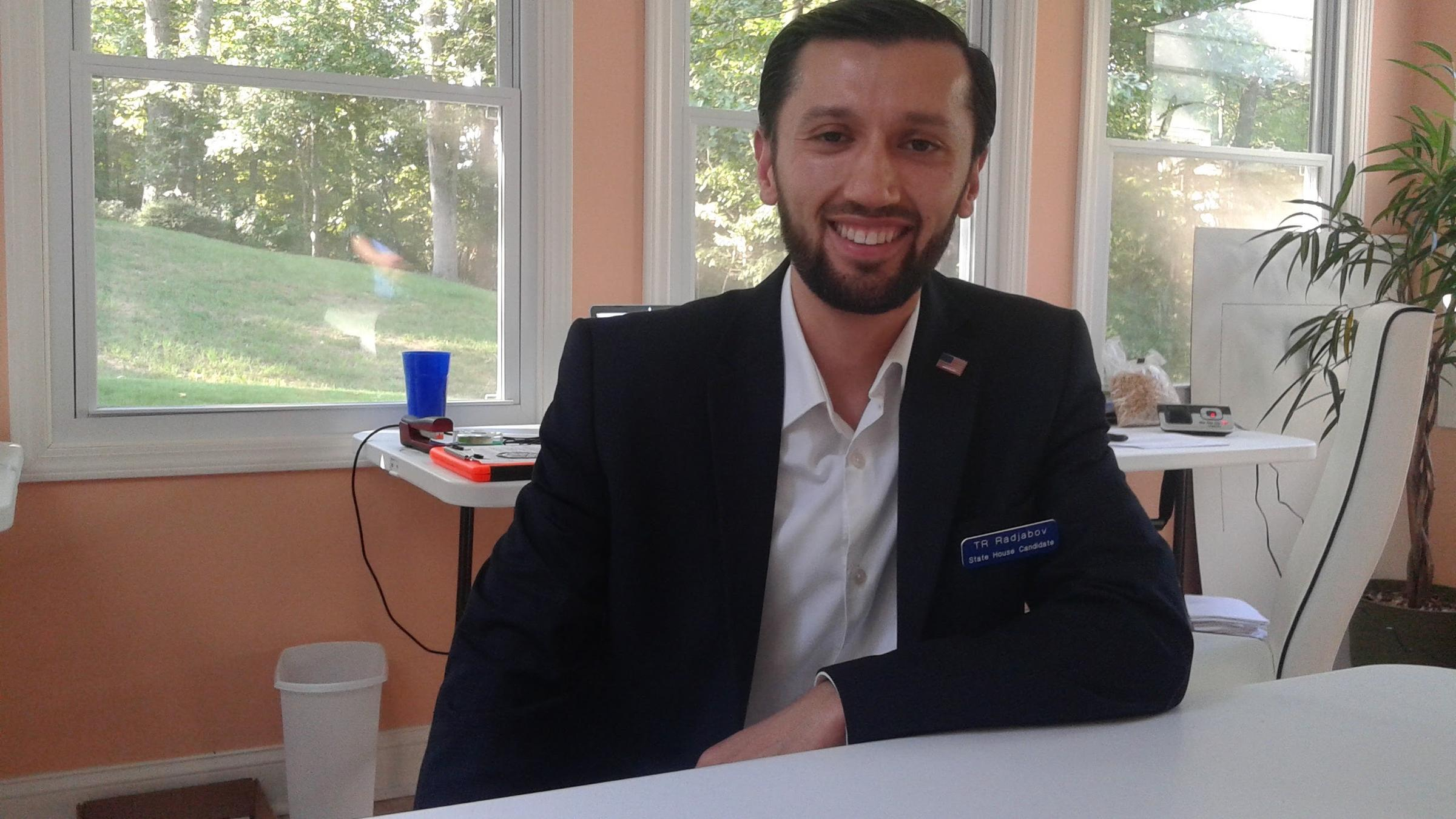 T R  Radjabov Aspires To Become First Muslim Ga  Legislator