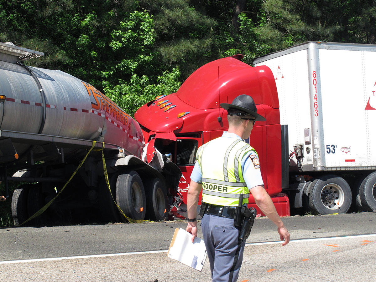 Trucking Firm To Pay Millions In Fatal Crash Of 5 Students