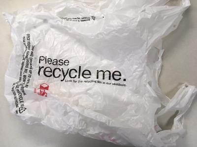 Plastic Bag Waste Becoming A Growing Concern In New York