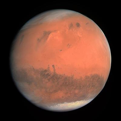 Science on the Radio Discusses Mars   WAER