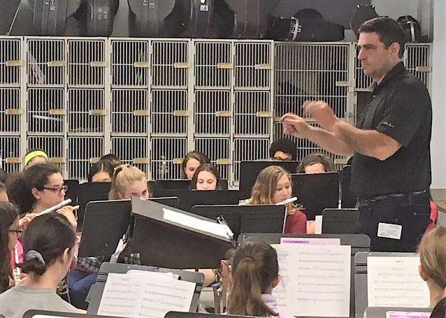Eagle Hill Middle School Students Help Create Musical Composition