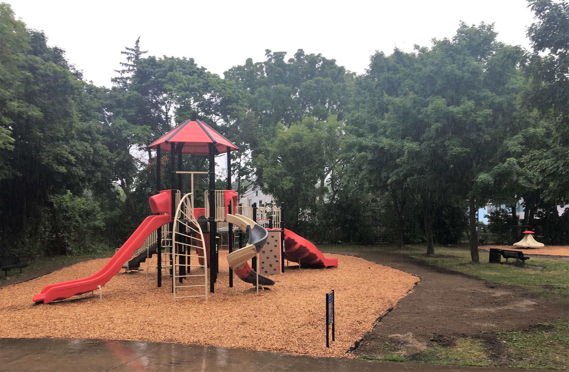 New Playground Brings Physical, Social, Emotional Benefits