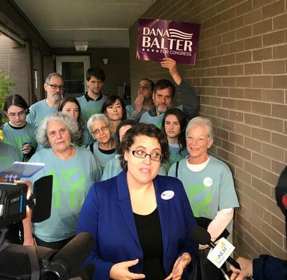 A New Congress Time For New Focus On >> Dana Balter Wants To Focus On Issues As She Enters Race For