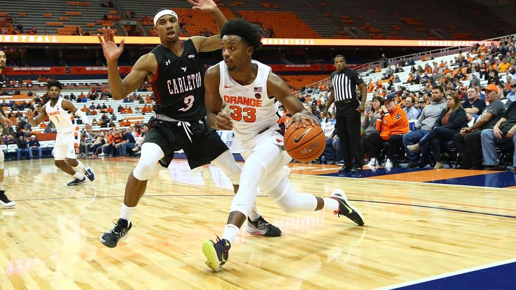 No. 11 Virginia men's basketball opens season with a win at Syracuse