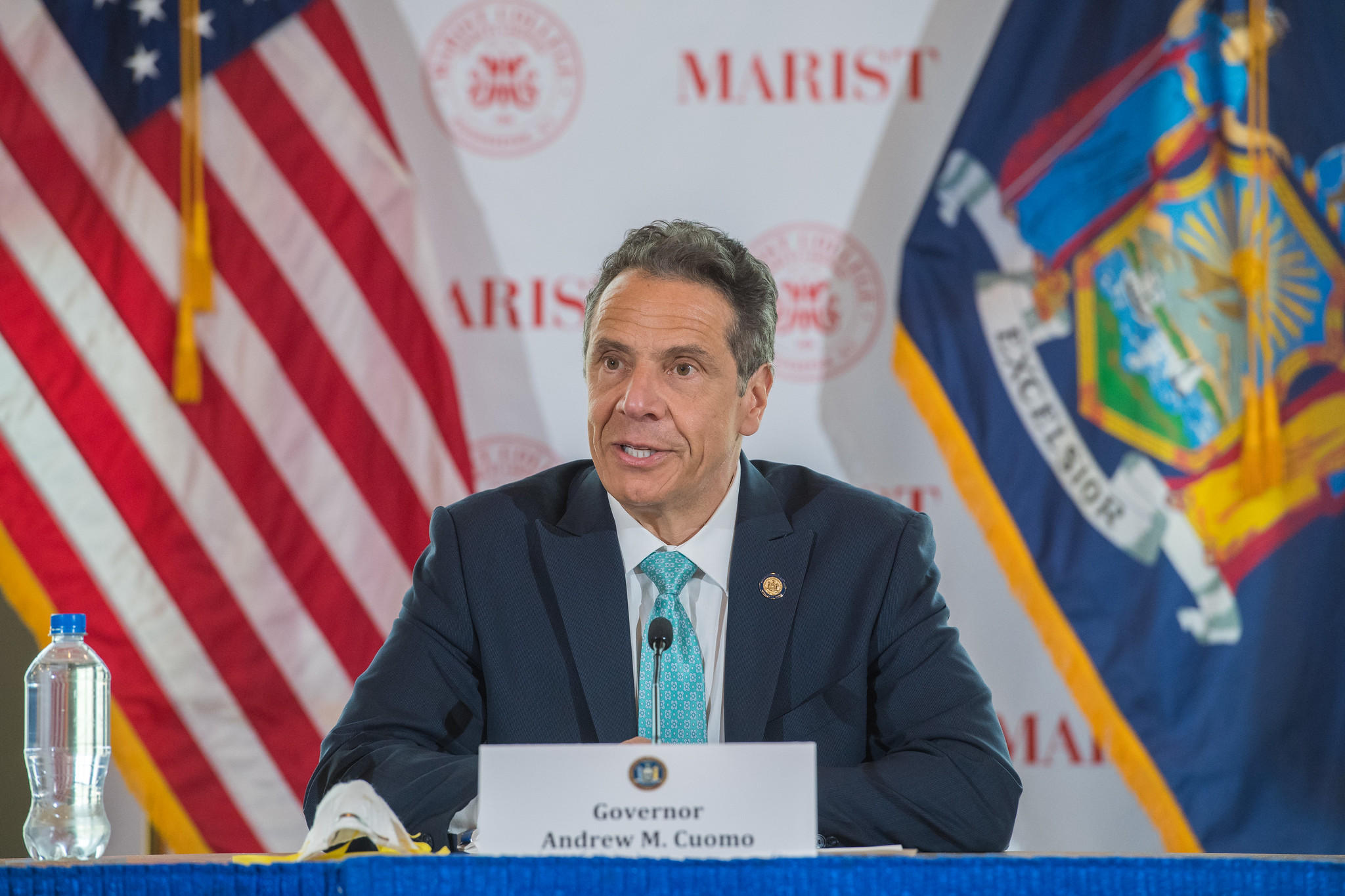Gov. Andrew Cuomo calls out 'selfish' New Yorkers for not wearing masks