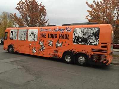 The Long Haul With A Wimpy Kid Wamc