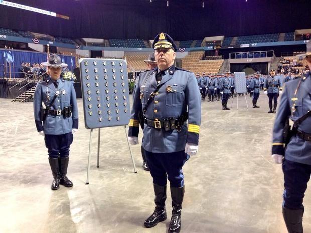 New Recruits Join Massachusetts State Police | WAMC