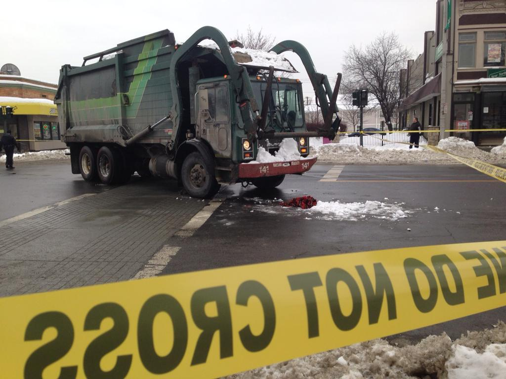 4-Year-Old Boy Struck, Killed By Garbage Truck In Albany   WAMC