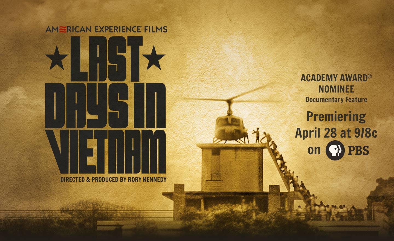 آخرین روزها در ویتنام (مستند)