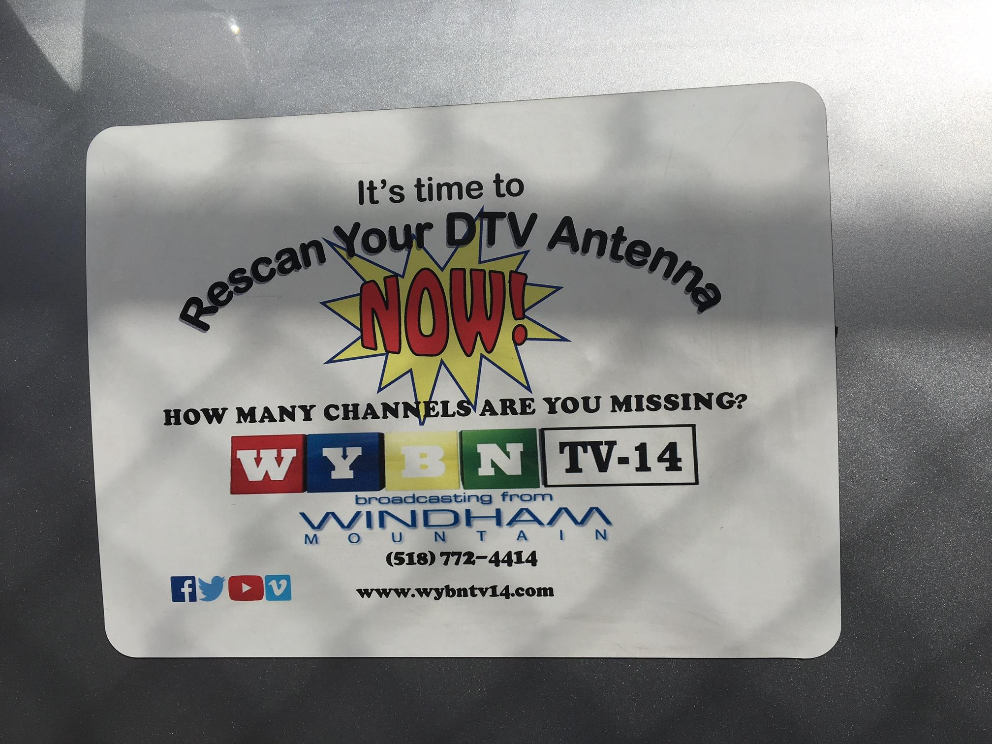 New Commercial TV Station Goes On The Air In Albany Area | WAMC