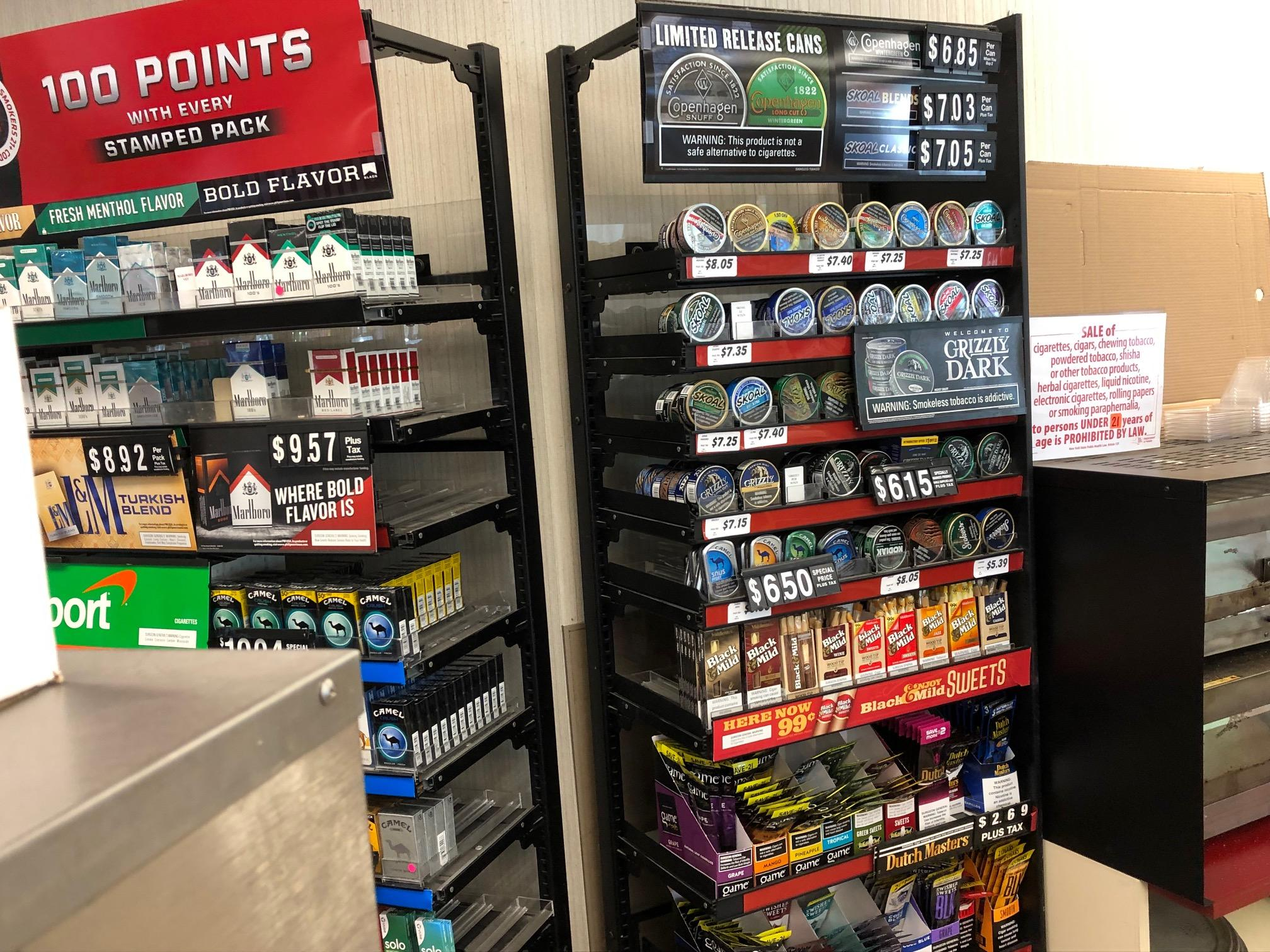 Convenience Stores Fighting Albany County Bill That Targets Flavored