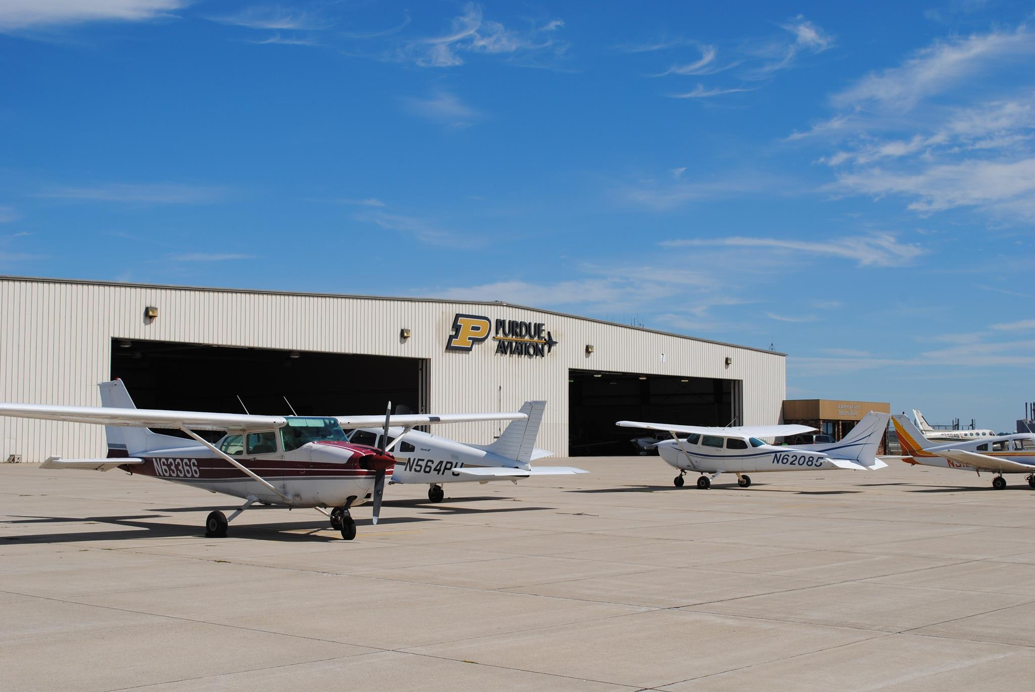 Purdue Aviation Strikes Deal For Commercial Pilot Training