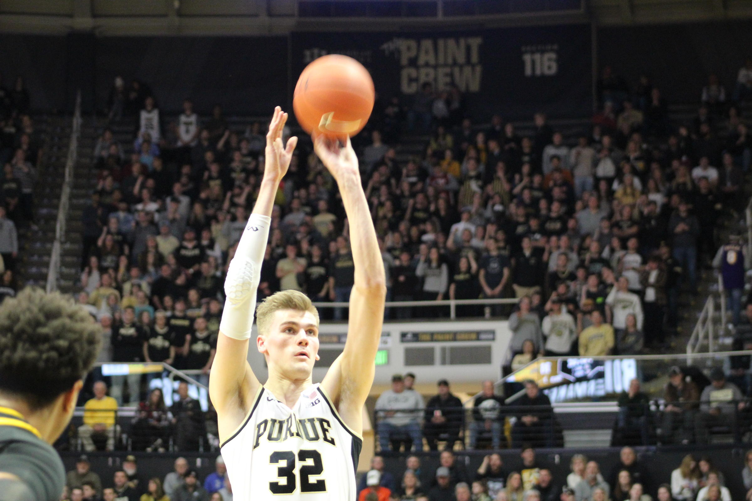 No. 17 Iowa Visits Purdue Wednesday Night
