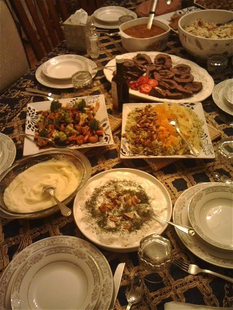 City Hall hosts Islamic dinner marking end of Ramadan fast