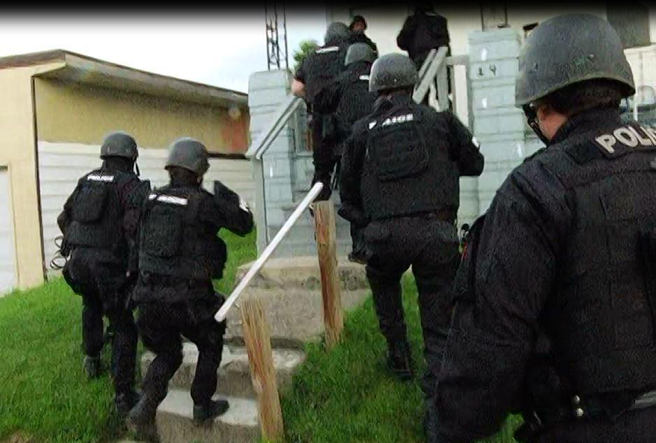Riverside man arrested in meth lab bust | WBFO